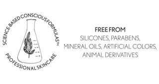 Free from silicons, parabens, mineral oils, artificial colors, animal derivatives