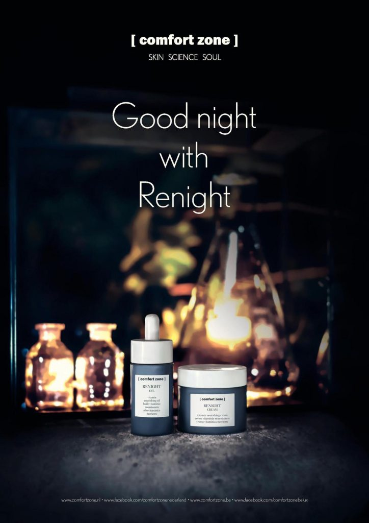 Comfort Zone - Good night with Renight